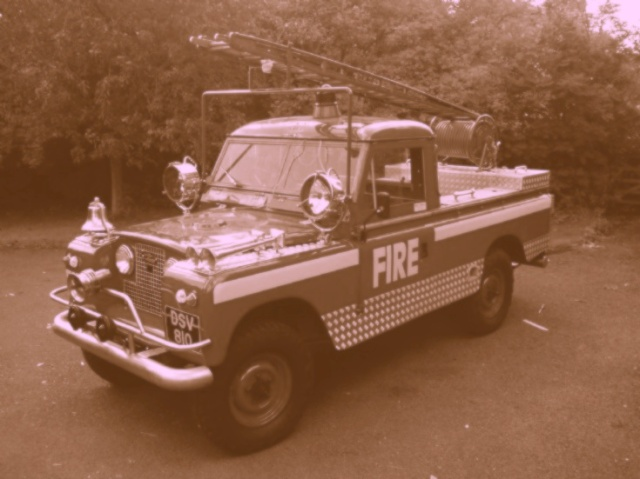 Week 10 Land Rover Fire Tender_Older