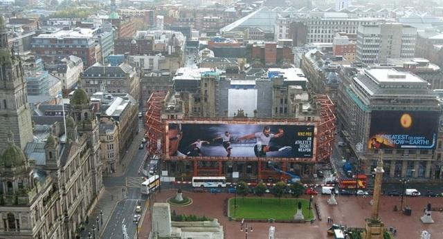 Complex demolition Glasgow G1