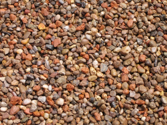 high quality recycled gravel